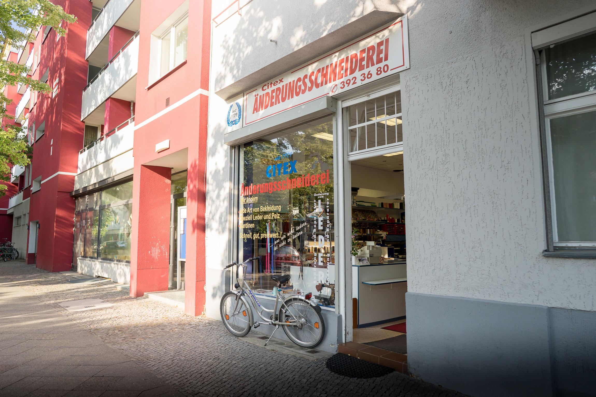 CITEX Schneiderei Berlin Jagowstr